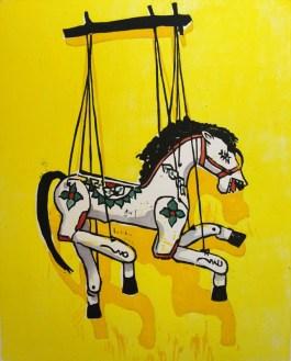 Horse Marionette